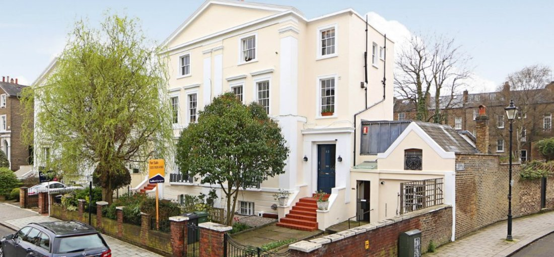 House In Stockwell Park Crescent Sw9 2 Bed Ludlowthompson
