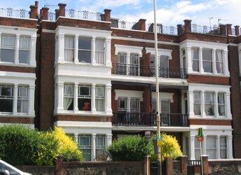 Wolverton Mansions, Ealing,             W5