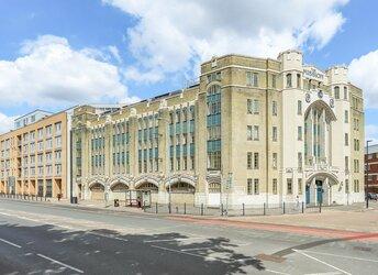 Mission Building, Limehouse,             E14