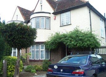 The Ridgeway, Finchley,             N3