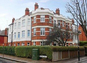 Rusthall Mansions, Turnham Green,             W4