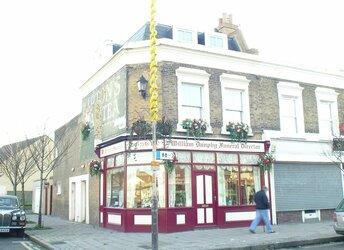 Evelina Road, Peckham Rye, SE15