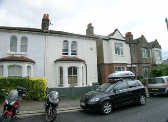 Sartor Road, Peckham Rye,             SE15