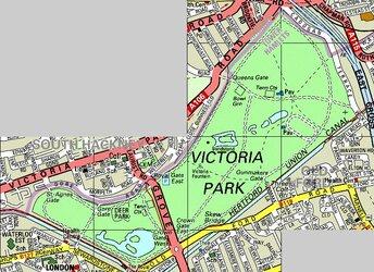Victoria Park Road, Victoria Park,             E9