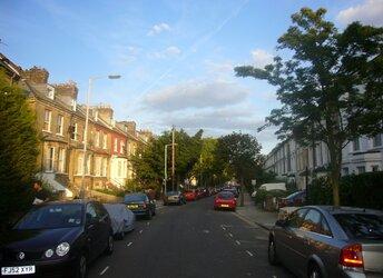 Amhurst Road, Stoke Newington,             N16