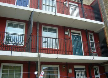 Creasy Estates, Bermondsey,             SE1