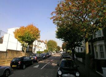 Honeywell Road, Between The Commons,             SW11