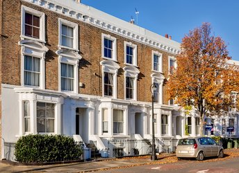 St. Stephens Terrace, Oval,             SW8