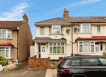 Hill Road, Tooting Borders,             CR4